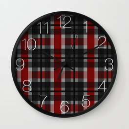 Rock Out 1 Wall Clock