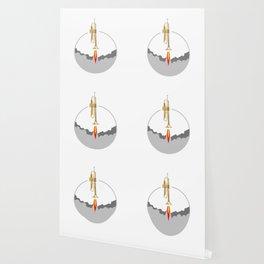 Trumpet Rocket Wallpaper