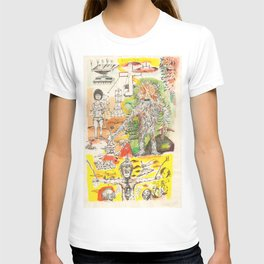 You're in a laundry room (slayer monkey) T-shirt