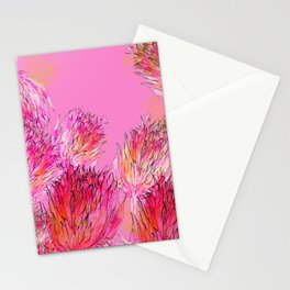 Petal Morpho Floral Stationery Cards