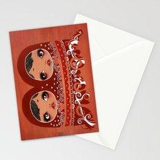 Matrioskas  Stationery Cards