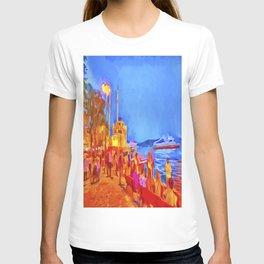 Istanbul Pop Art T-shirt