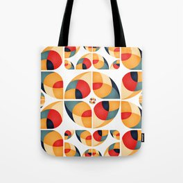 Fantasy Garden Pattern II Tote Bag