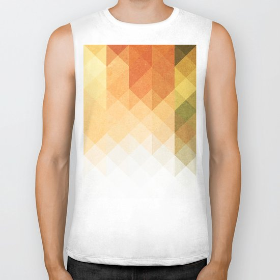 Three Way Retro  Biker Tank