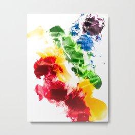 I bleed rainbows II Metal Print