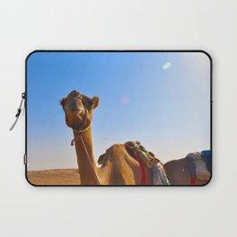 Camel Face Laptop Sleeve