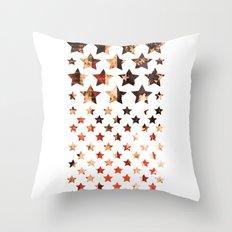 NYC STARS Throw Pillow