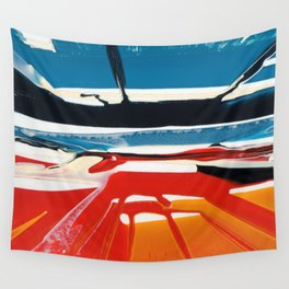 Sunscape-001 Wall Tapestry