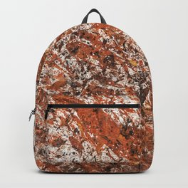 Action Painting 03 Backpack