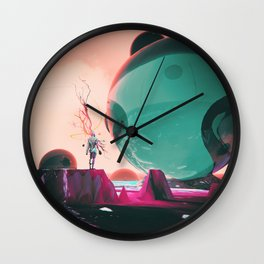 ART PLANET EGFXF22 Wall Clock