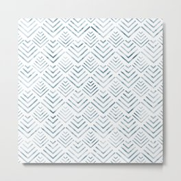 Abstract Pine Metal Print