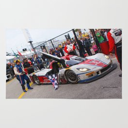 Action Express | Rolex 24 Victory Lane Rug