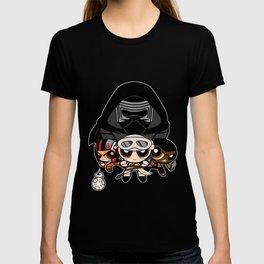 Powerpuff Awakens T-shirt
