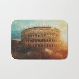 Rome, Colosseum Bath Mat