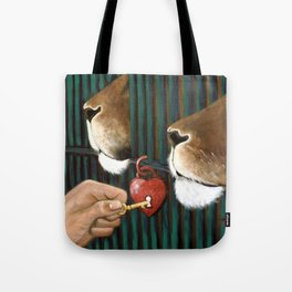 Releasing The Apostolic-Setting Free The Captives Tote Bag
