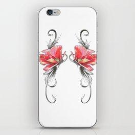 Poppy... Poppies ! iPhone Skin