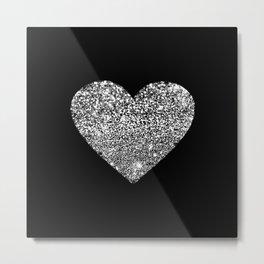 Heart 65 Metal Print