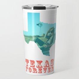 Texas Forever Travel Mug