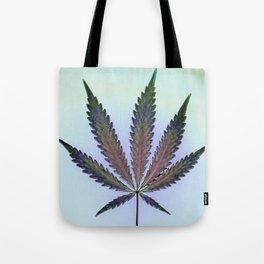 Hemp Lumen #7  Marijuana, Cannabis Tote Bag
