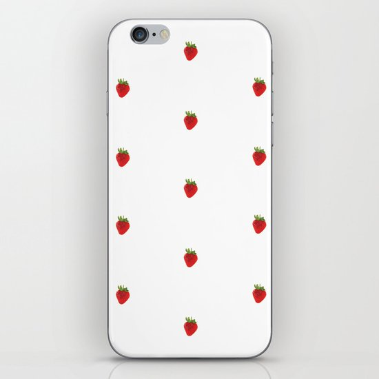 Earth Berry iPhone & iPod Skin