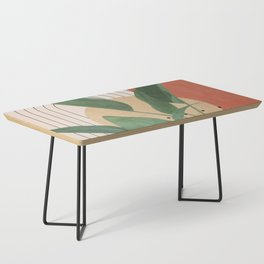 Nature Geometry V Coffee Table