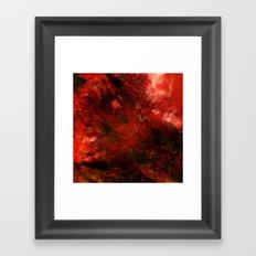 Dehiscence 7 Framed Art Print