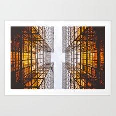 New religion Art Print