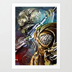 SW#39 Art Print