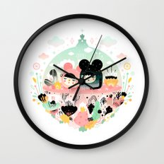 Aubade Wall Clock