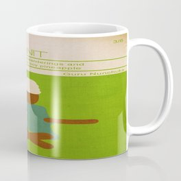 Boy Pineapple Coffee Mug