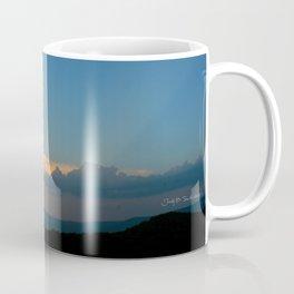 Sweet Silhouette * Little Switzerland  Coffee Mug