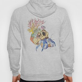 Home I: Hermit Crab Hoody