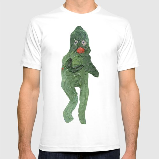 el monstro verde T-shirt