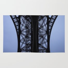 Eiffel Tower - Detail Rug