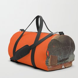 Tracing your Steps Duffle Bag
