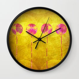 Palmas Wall Clock