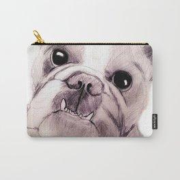 Bully Bull Dog Carry-All Pouch