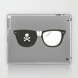 The Smartest Pirate Laptop & iPad Skin