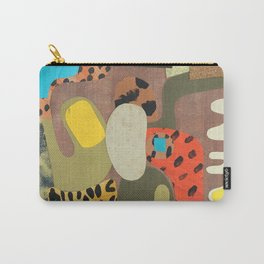 Coffee Bean Carry-All Pouch