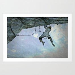 Climb On Art Print