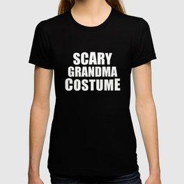 Scary Grandma Costume T-shirt