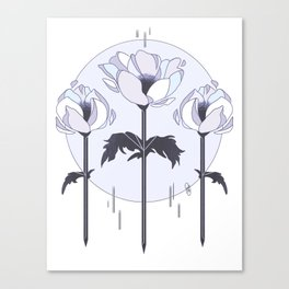 Lady Slayer Canvas Print