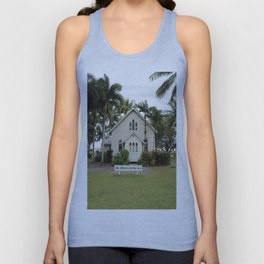 St Mary's by the Sea Unisex Tank Top