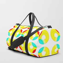 Circling on by.. Duffle Bag