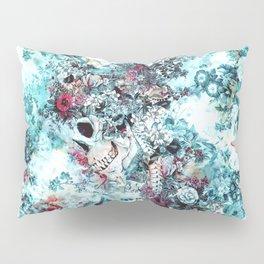 Skull Queen II Pillow Sham