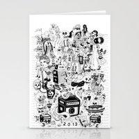 hong kong Stationery Cards featuring HONG KONG CLUB by ALVAREZ