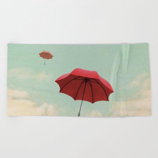 Into the Blue (RM) Beach Towel