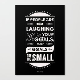 Lab No. 4 - Azim premji Indian Business Tycoon Inspirational Quotes Poster Canvas Print