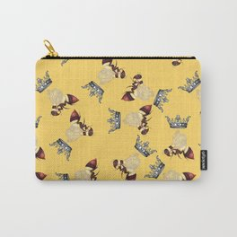 Busy Queen Bees Carry-All Pouch