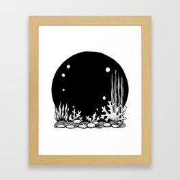 Deepsea Framed Art Print
